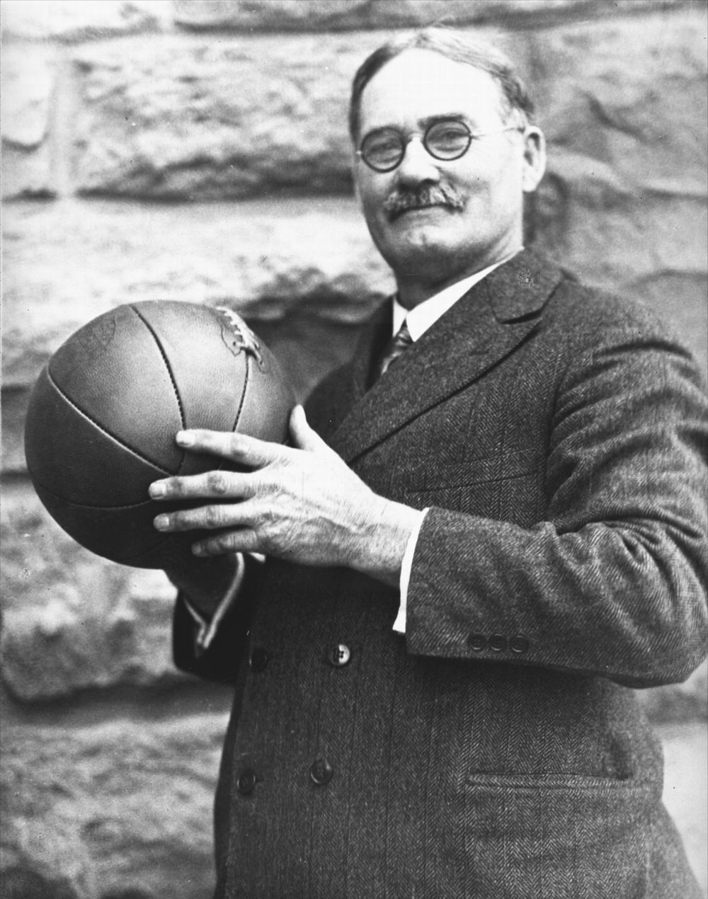 Inspirational Basketball Quotes - James Naismith