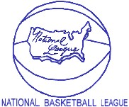National Basketball League logo