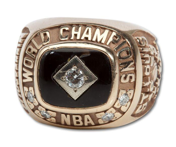 Minneapolis Lakers Rings