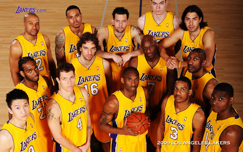 Los Angeles Lakers 2008 2009 Game Schedule And Results