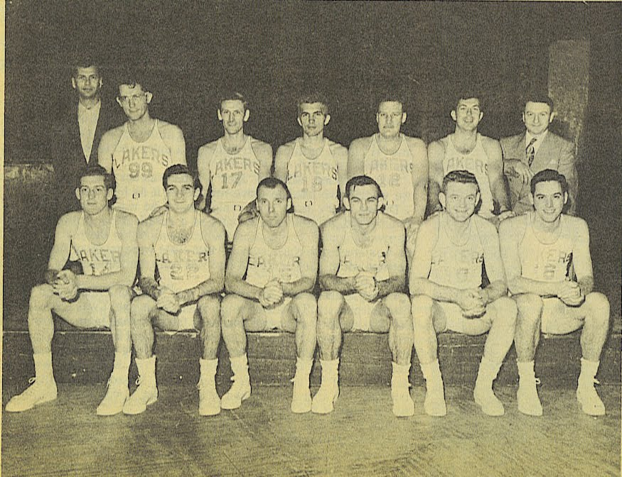 1949 NBA Champion Minneapolis Lakers