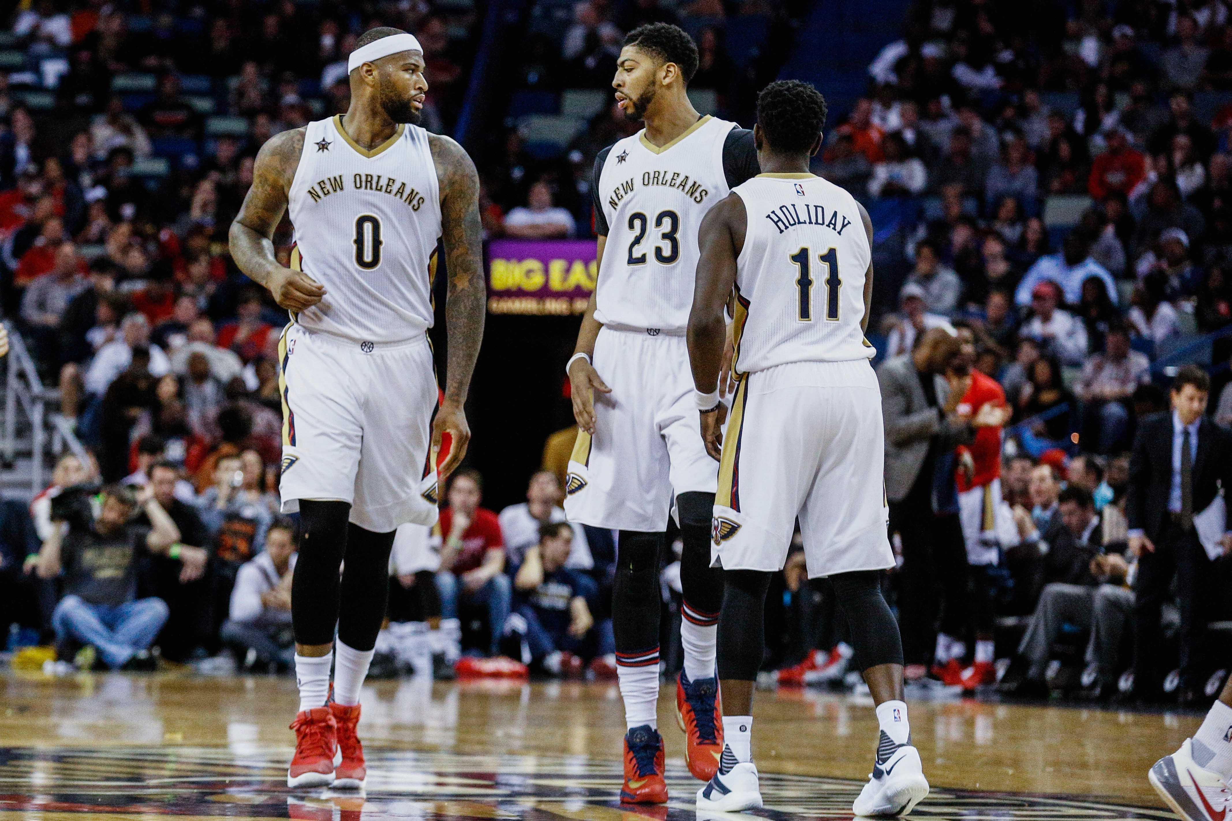 New Orleans Pelicans History