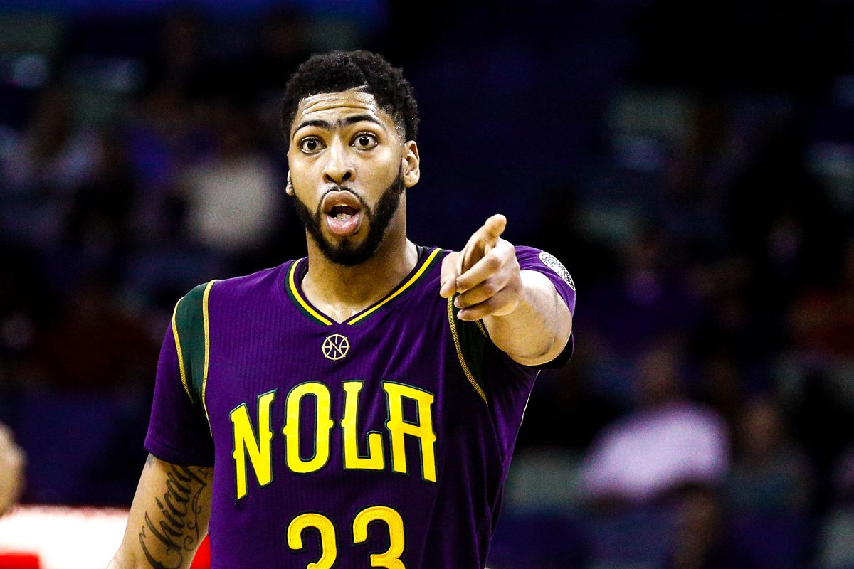 aba20f47be7e Anthony Davis has become the face of the franchise. NBA History