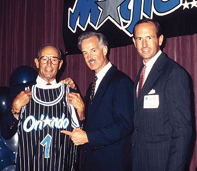 Orlando magic expansion first picture