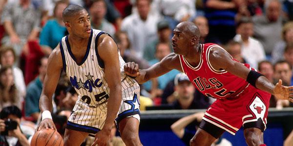 Penny vs Jordan
