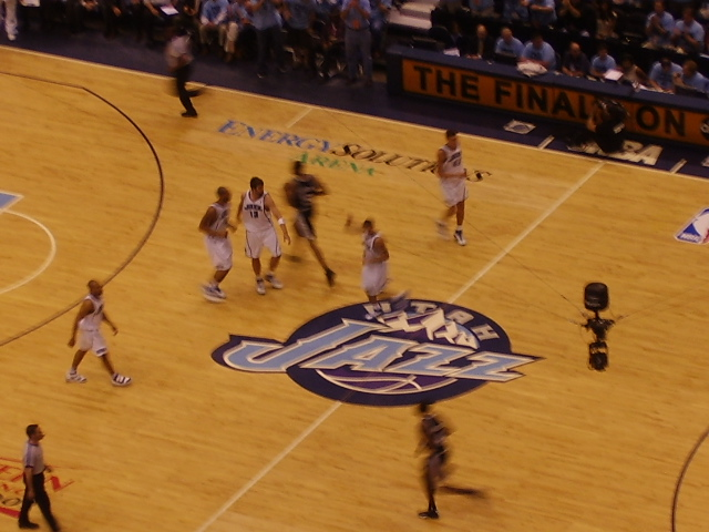 Jazz Spurs Western Conference Finals