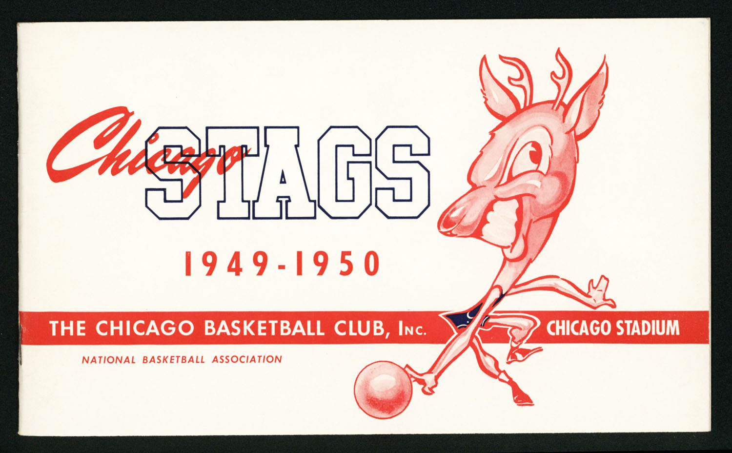 History Of The Chicago Stags